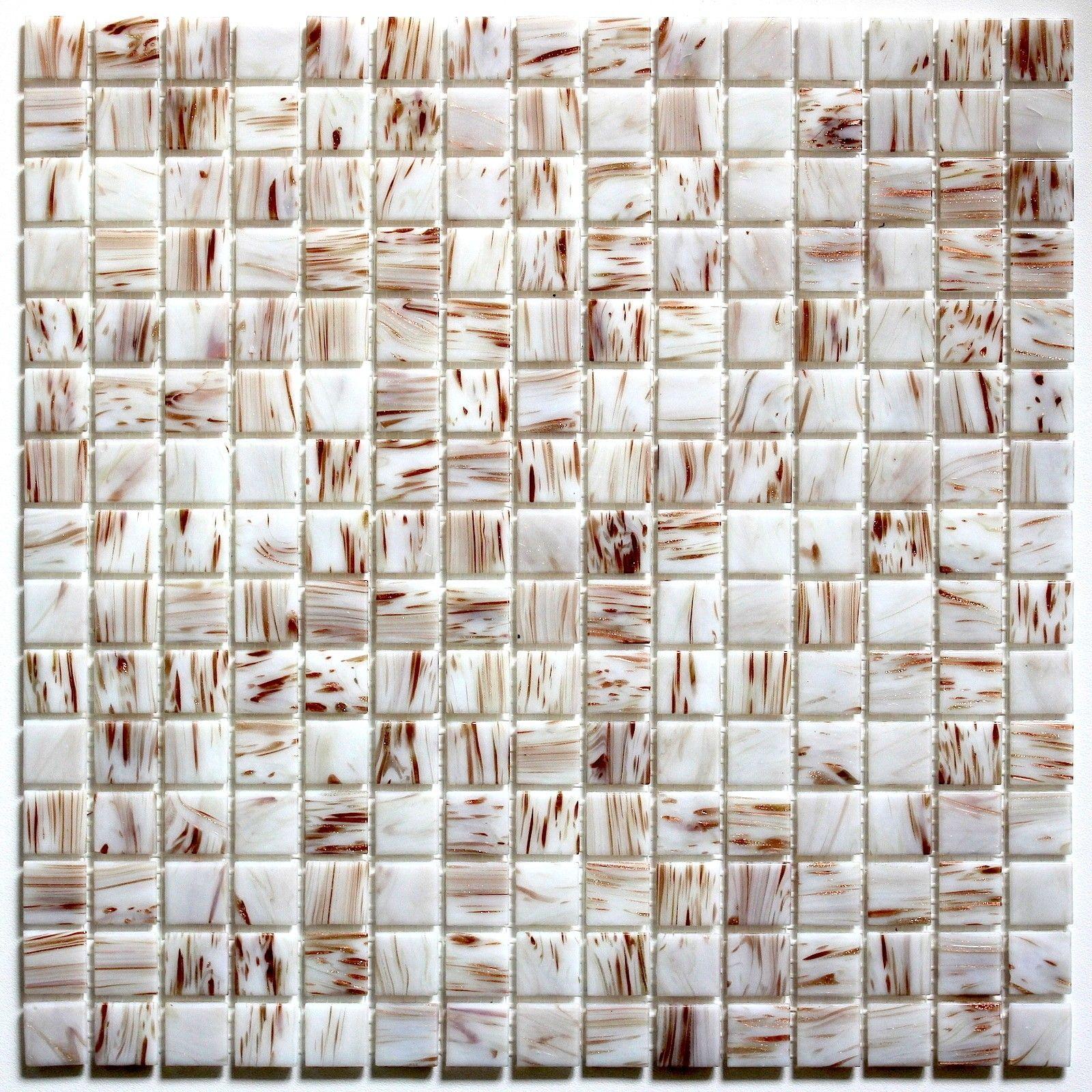 Piastrelle Di Vetro Mosaico Per Il Bagno Pdv Vit Bla 9,00 U20ac