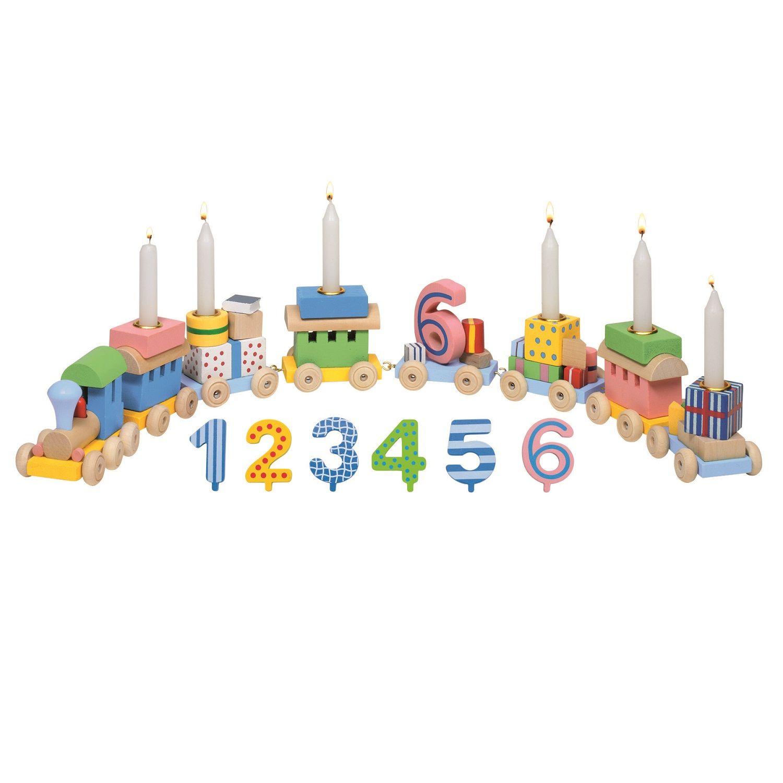 Geburtstags-Kerzen für Kindergeburtstag Kinder Geburtstag Deko Geburtstagskerzen