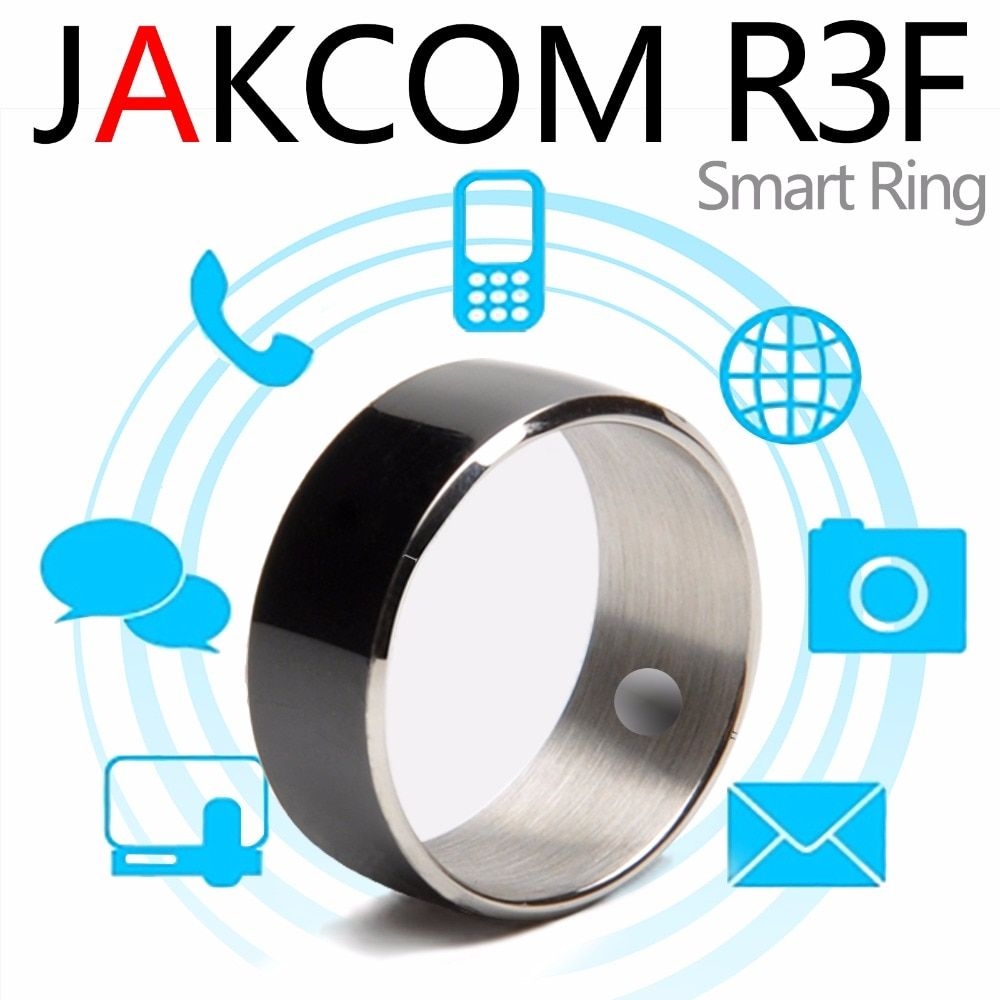 Wearable devices NFC Smart Ring anillos White Black Wear