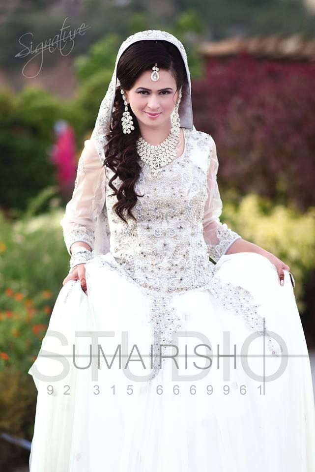 Latest Walima Dresses Designs & Trends Collection 2018-2019 | Pinterest