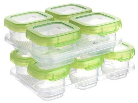 Recipientes herm ticos muy pr ctico para guardar los alimentos en el frigor fico para congelar - Recipientes para alimentos ...
