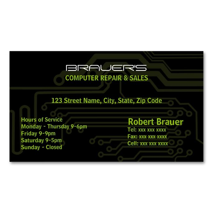 Electrical circuit board business card format pinterest electrical circuit board business card i love this design it is available for customization or ready to buy as is all you need is to add your business colourmoves
