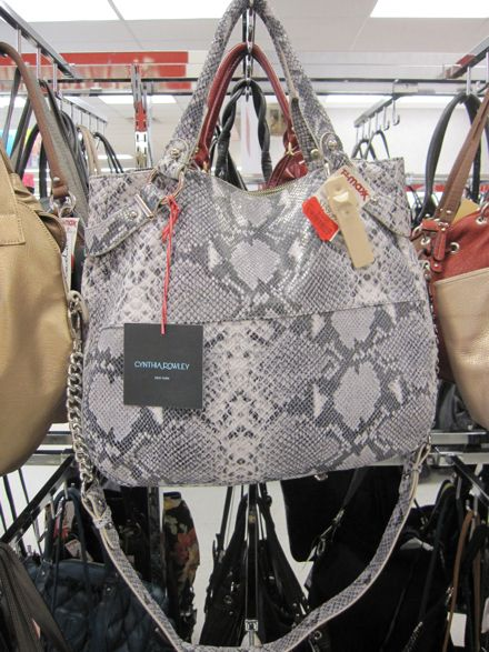 Off The Rack March Handbag Highlights At T J Ma Arm Candy
