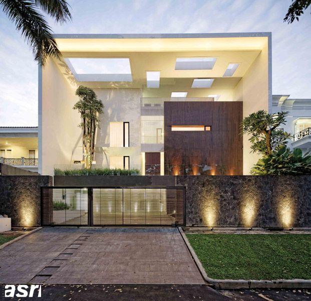 Desain Rumah Berbentuk Kotak Minimalis Modern Bentuk Rumah Minimalis Memang Cenderung Kotak Dan Lurus Na Desain Exterior Rumah Desain Eksterior Rumah Modern