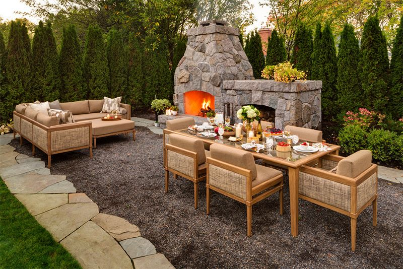 22 Traditional Patios for Daytime and Night Time Outdoor Bonding - 22 Traditional Patios For Daytime And Night Time Outdoor Bonding