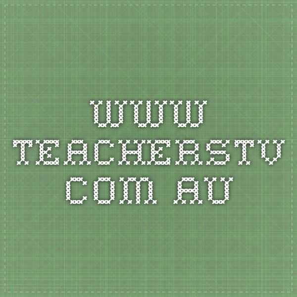 www.teacherstv.com.au