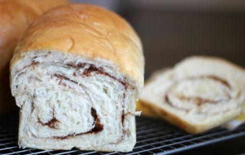 Soft Cinnamon Swirl Bread – Gluesticks