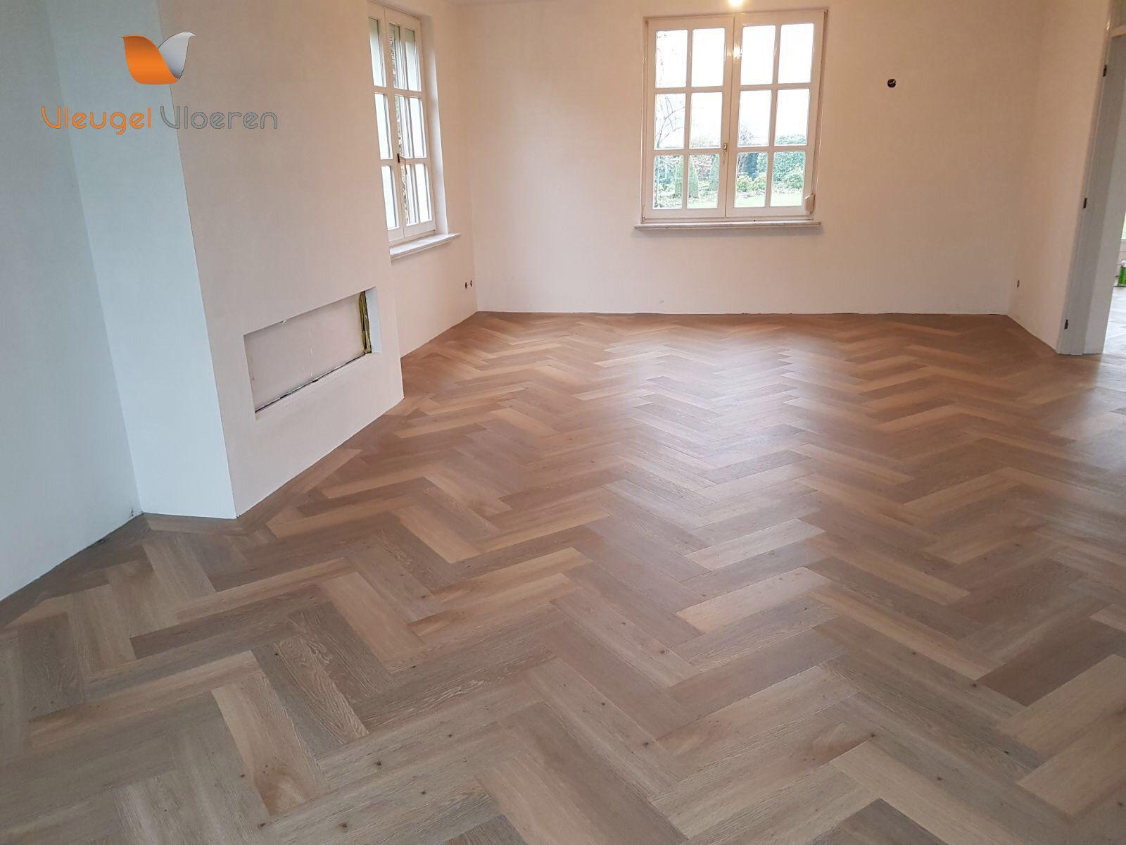 Pvc Vloer Visgraatmotief : In deze mooie woning in thorn hebben we een pvc vloer in