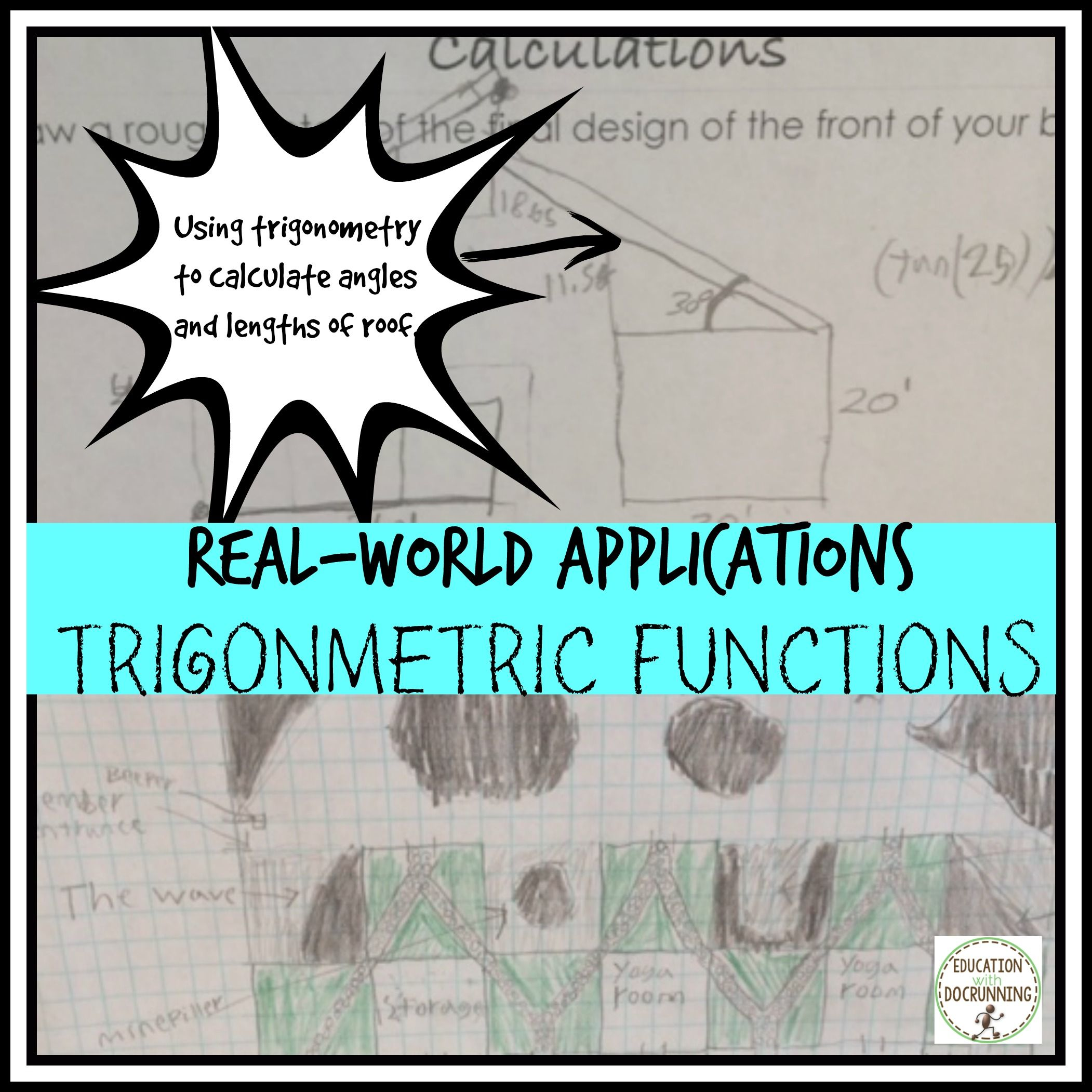 Trigonometric Functions Architecture Project for Real-World ...