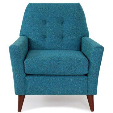 Check out this item at One Kings Lane! Shelby Chair, Blue