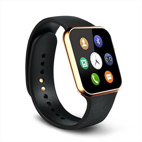 Witmood A9 Ultraslim Smart Watch Heart Rate Monitor