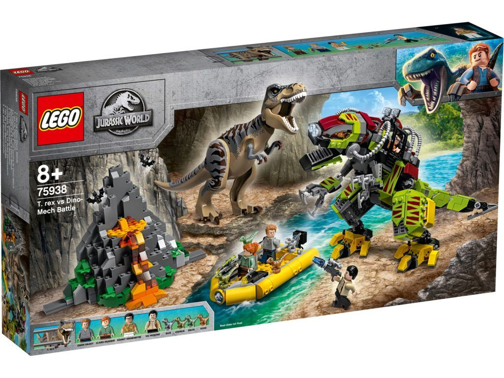 Even More Lego Summer 2019 Sets Previewed And Lego Listened To Us News Lego Jurassic World Lego Jurassic Park Jurassic World