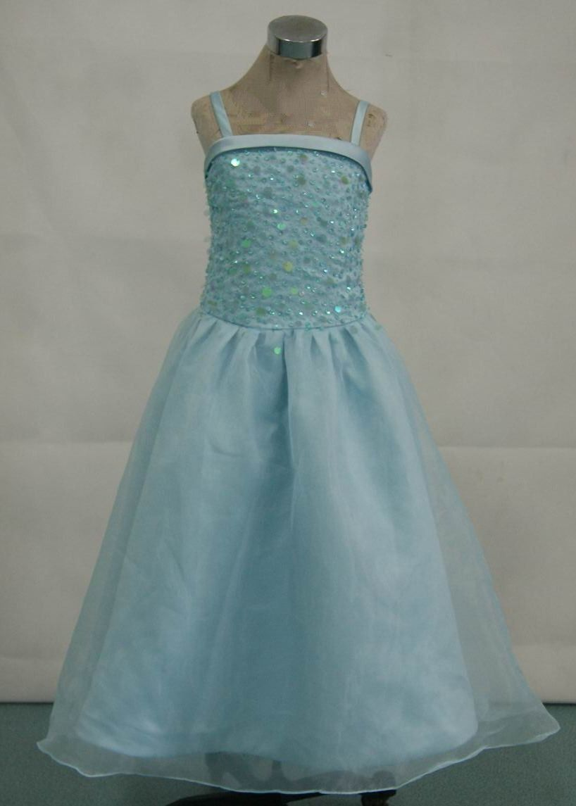 light blue dress | light blue pageant dress with sequined bodice ...