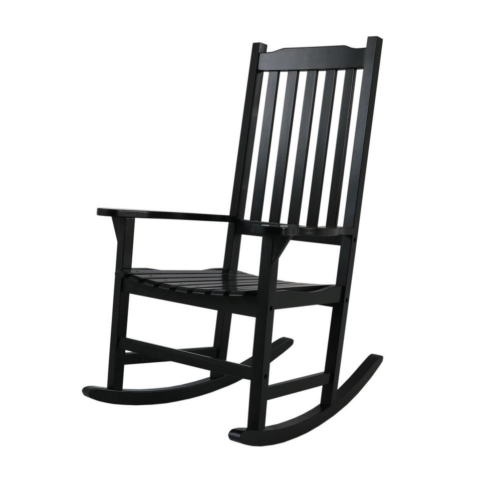 Wood Rocking Chair Home Depot