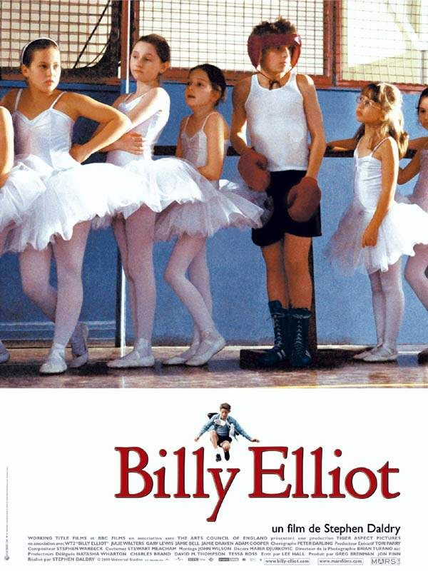 filme billy elliot de stephen daldry