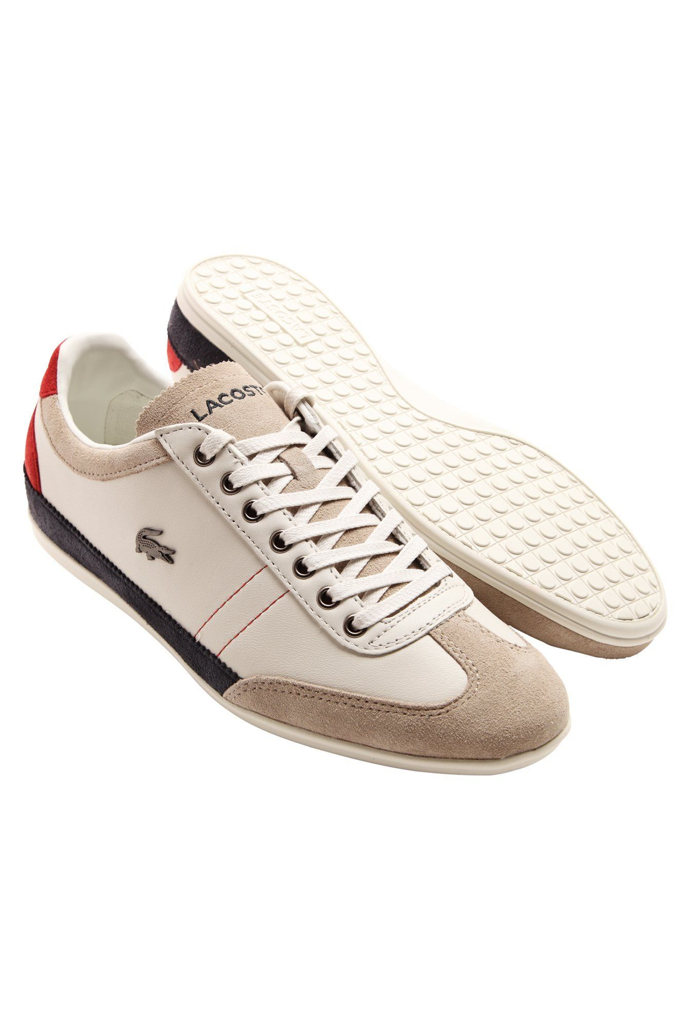 cede9758aedc09 New Taps on Tapiture. Lacoste Men s Misano 15   Men