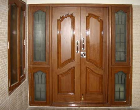Wood Door From modern front doors to custom doors Steel doors are st&ed fiberglass pops out : wood doors - pezcame.com