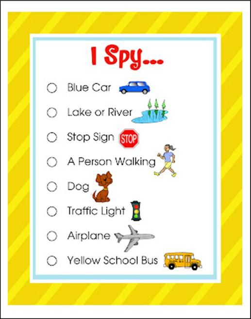 its written on the wall lots of fun car activities for summer vacation
