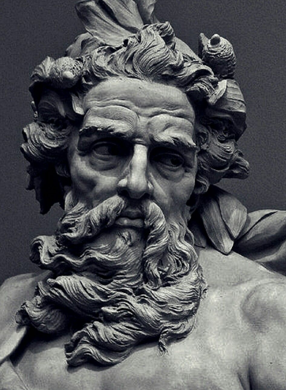 Mythology In 2020 Statue Greek Statues Zeus Tattoo