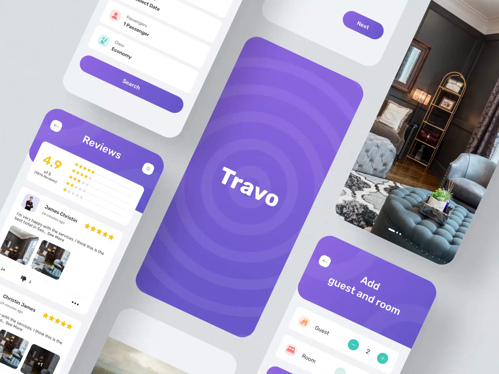 25 Best mobile template design for July 2020