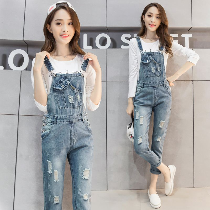 c033edab4867 Cheap women denim jumpsuit