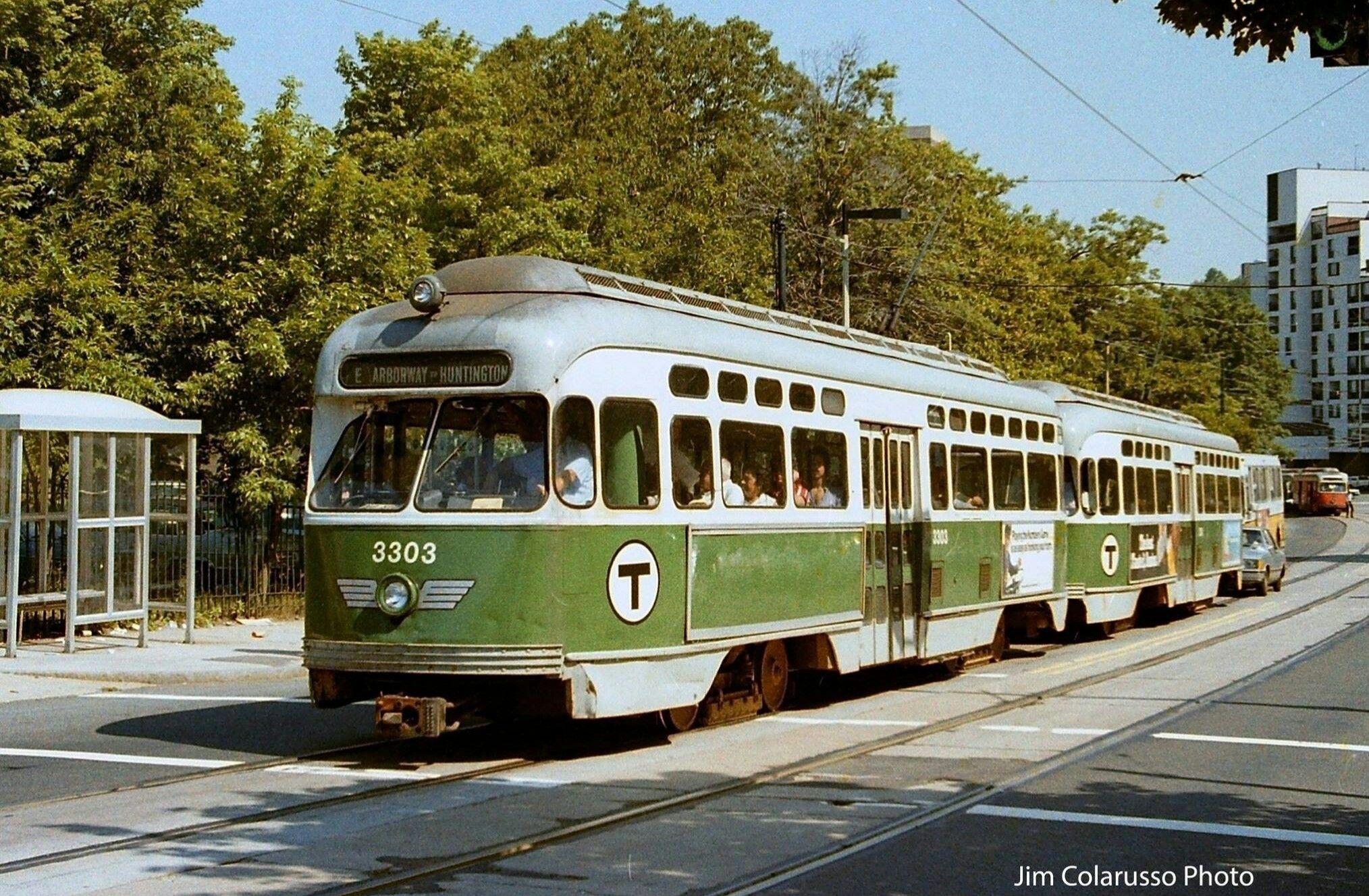 29++ Pcc streetcar information