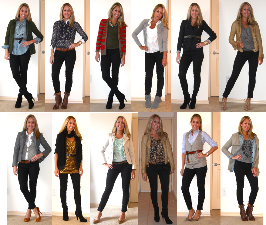 Flashback Friday: Black Skinny Jeans | For women, Skinny jeans and ...
