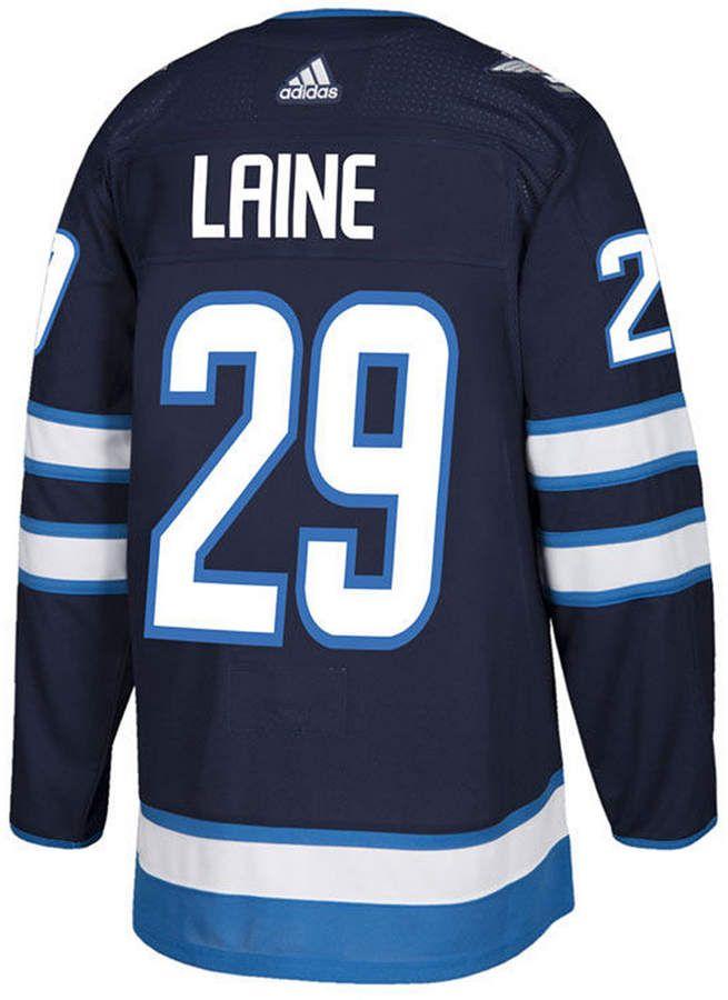 Patrik Laine: Men's Patrik Laine Winnipeg Jets adizero Authentic Pro Player Jersey.  The ultimate hoc...