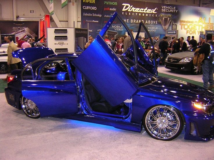 Crazy Custom Car Pimped Out Photography Tuner Cars