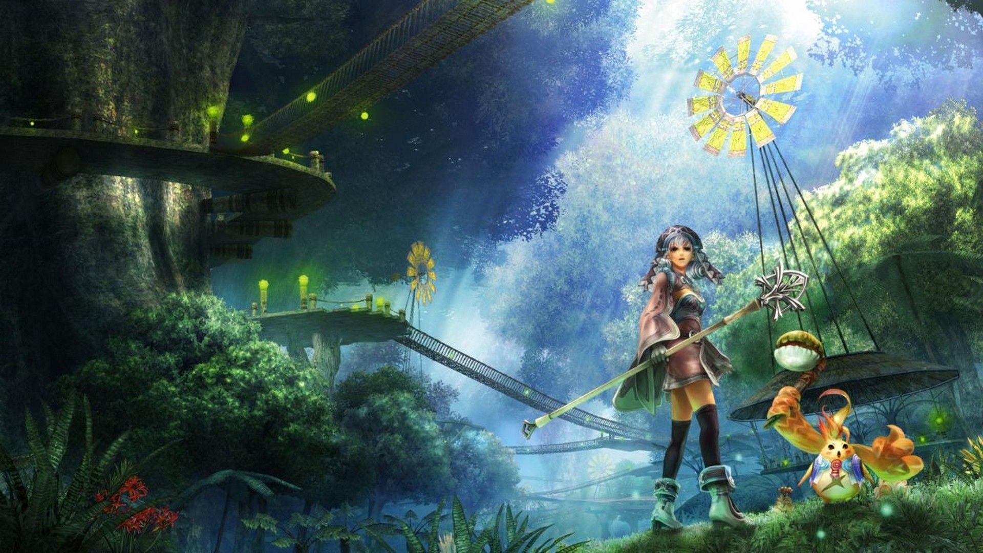 Fantasy Art Hd Wallpaper 2020 Live Wallpaper Hd Anime Background Anime Wallpaper Xenoblade Chronicles