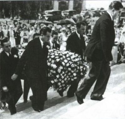 Image result for jean harlow funeral