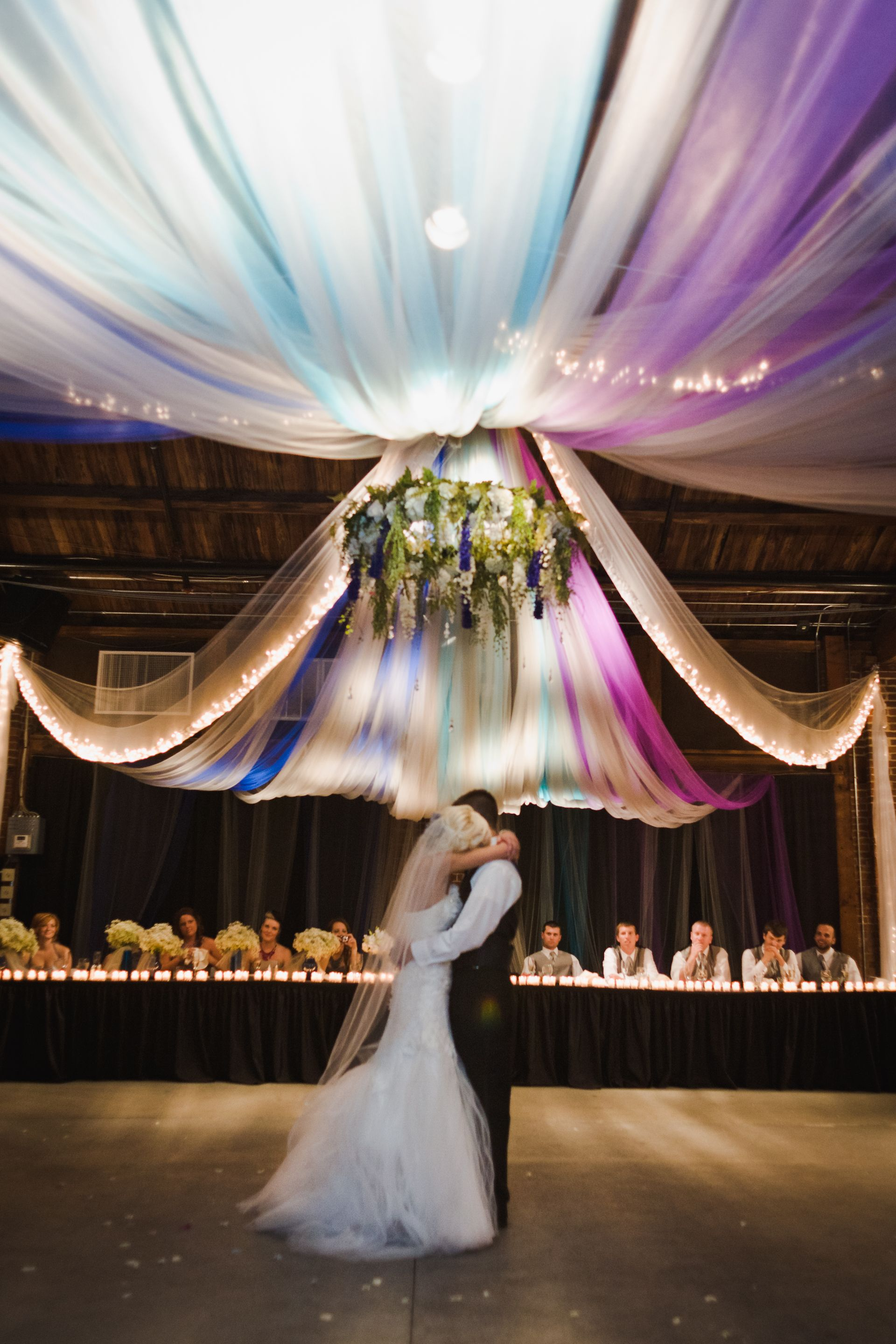 """details about 54""""x120 ft (40 yards) tulle bolt wedding decoration"""