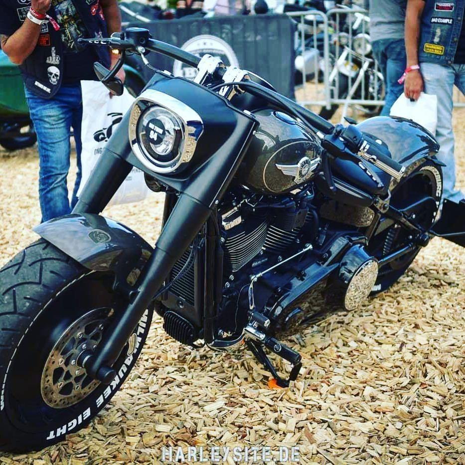 Harley Davidson FLFB Fat Boy
