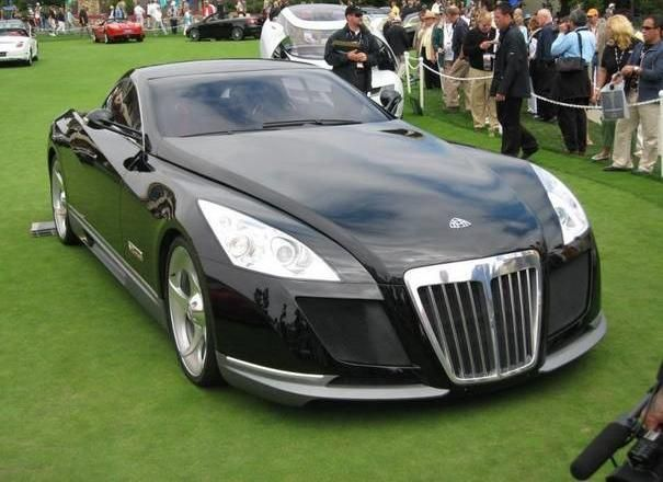Maybach Exelero Costliest With Images Maybach Exelero Expensive Cars Best Luxury Cars