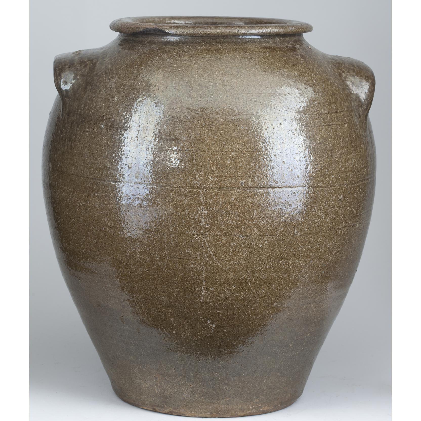 Leland Little Auctions The Southeast S Premier Estate Auction Company Nc Pottery Pottery Jars Vintage Pottery