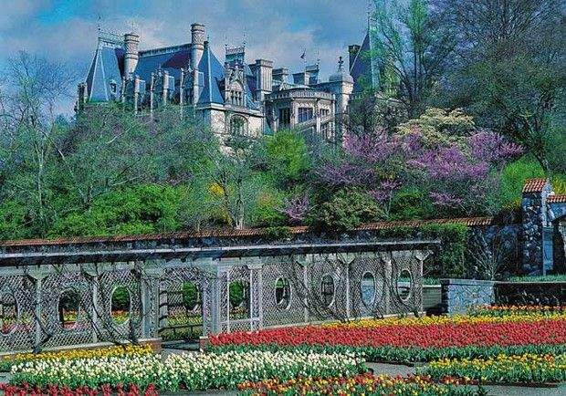 America's Most Beautiful Mansions: Biltmore Mansion, Asheville, N.C.