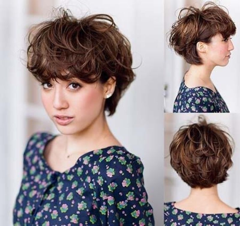 Hair #Inspiration: Super Ways To Dress Up Short Hair