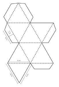 Объемные фигуры своими руками схемы шаблоны 288