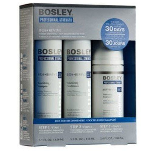 bosley revive starter pack for visibly thinning / non color