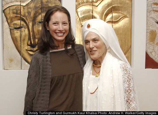 Kundalini Yogi - Christy Turlington