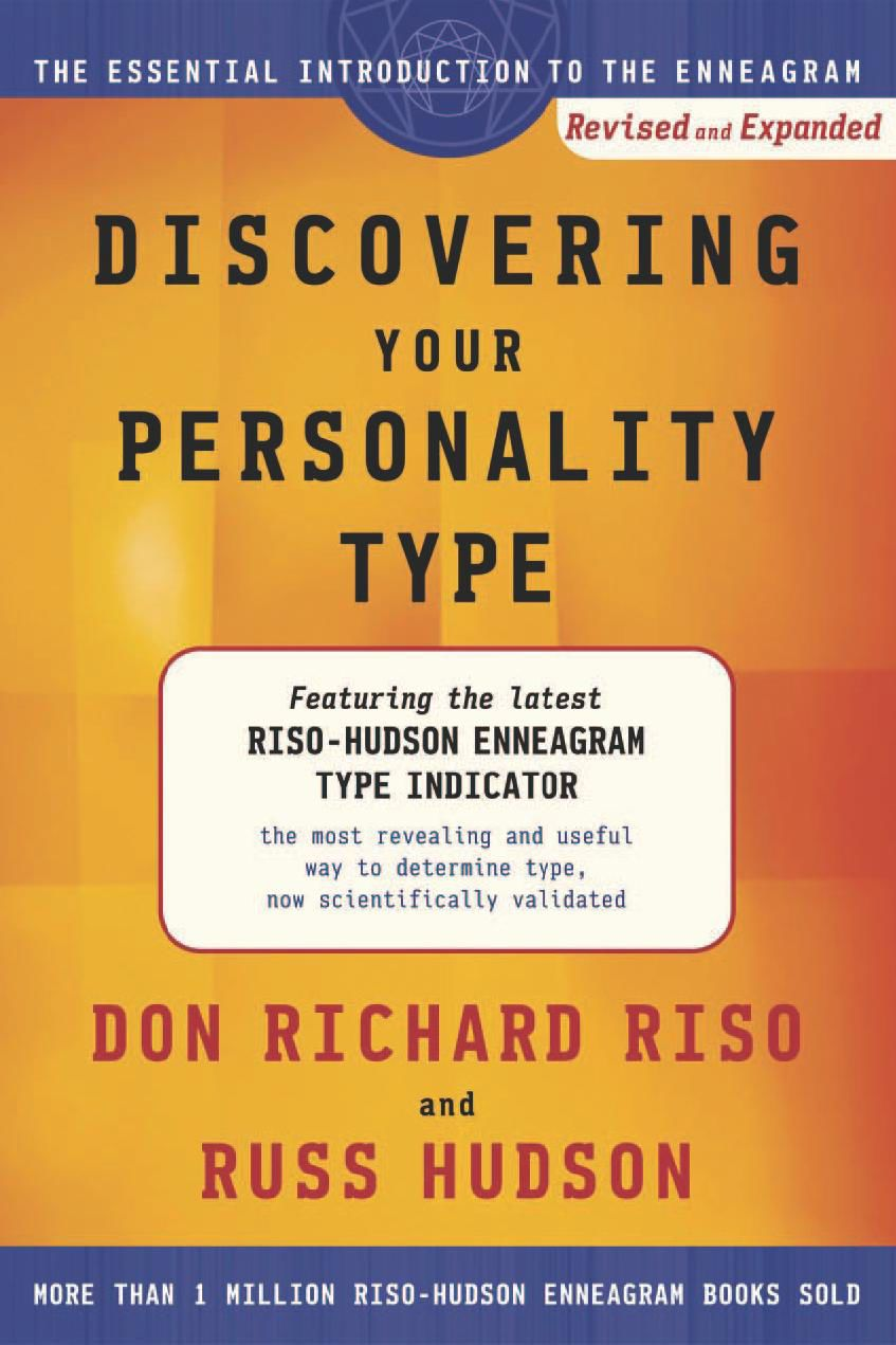 Discovering Your Personality Type by Don Richard Riso on iBooks ...
