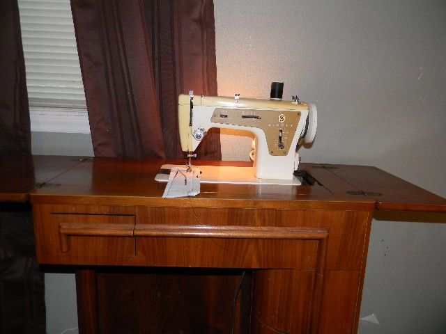 Model 237 Singer Fashion Mate Sewing Machine Pictures Sewing Table Sewing