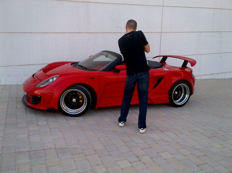 View Another Marvin306 2003 Toyota MR2 Spyder post    Photo