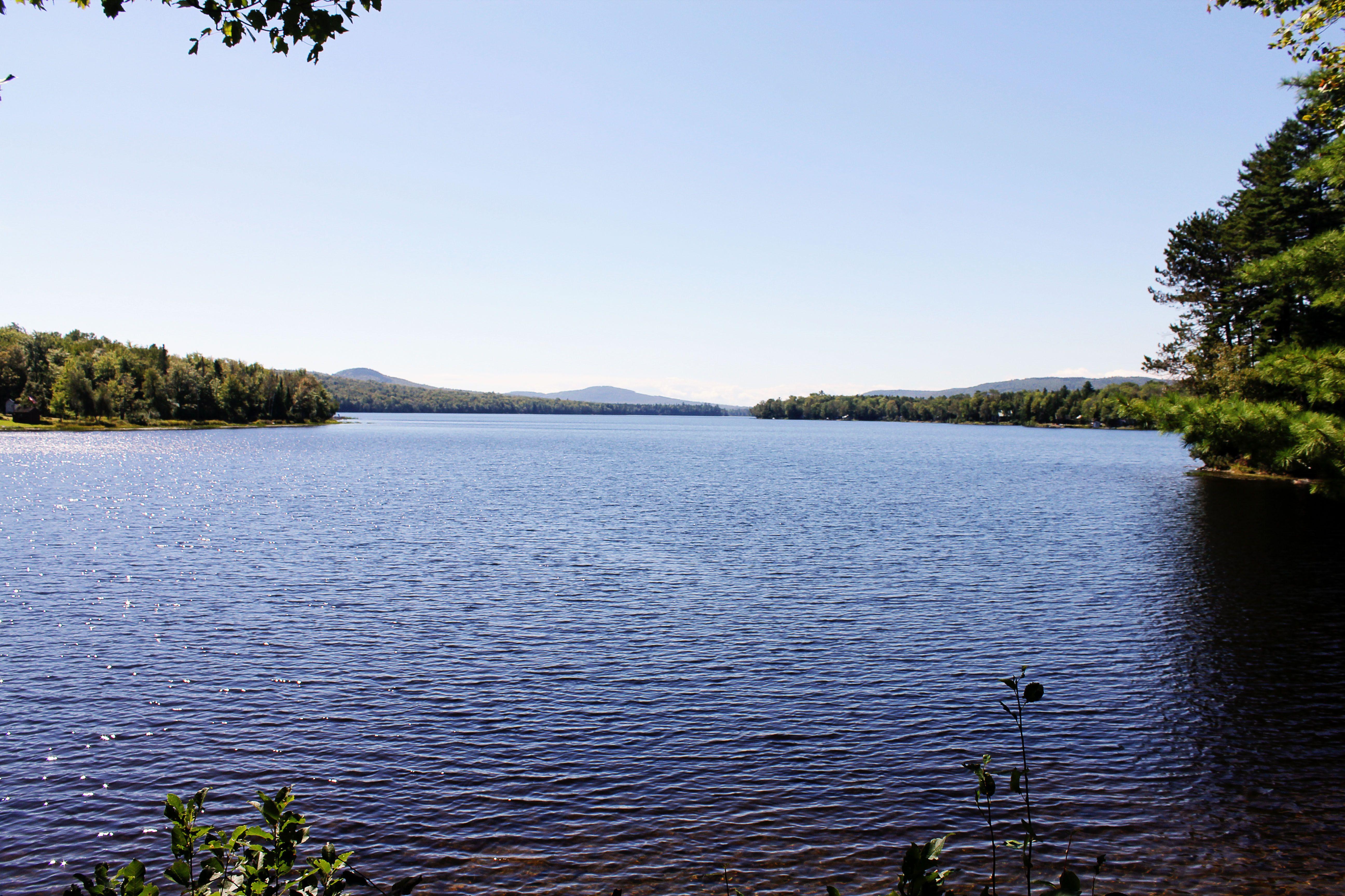 Kingsbury Pond   Maine