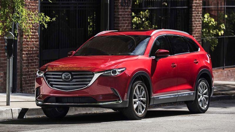 Mazda CX-9 2017 thế hệ hoàn toàn mới sẽ được Trường Hải Ô Tô giới thiệu đến người tiêu dùng tại triển lãm Việt Nam Motor Show 2016 tại tổ chức vào tháng 10.
