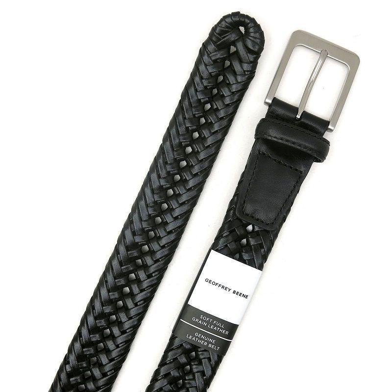 Geoffrey Beene Braided Belt with Nickle Finish Buckle – Peinados facile
