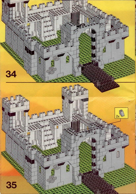 Castle Kings Castle Lego 6080 Legos Pinterest Lego