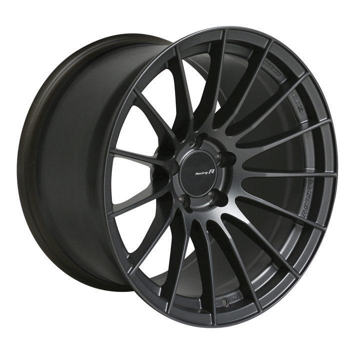 Enkei RS60RR Lightweight Racing Series Wheels 60x6060 Rim Size Gorgeous G35 Bolt Pattern