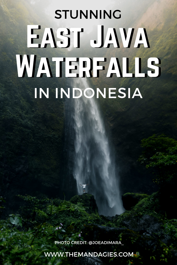 The BEST East Java Waterfalls You Must Explore In