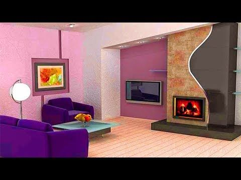 Eye Catching T.V lounge decoration ideas | T.V room ideas for small ...